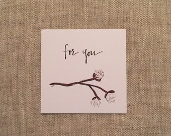 For You Tag - Set of 10