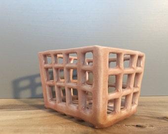 Pink Berry Basket