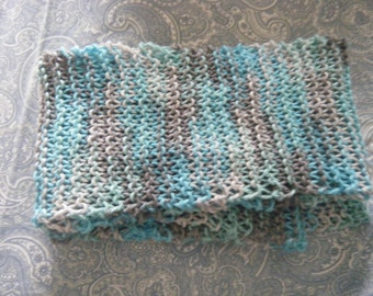 Various Knit Scarves