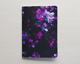 A5 Small Floral Notebook
