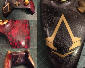 Assassin's Creed Inspired Xbox One controller