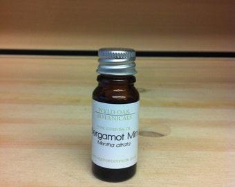 BEGEMOT MINT - Pure essential oil - pharmaceutical grade
