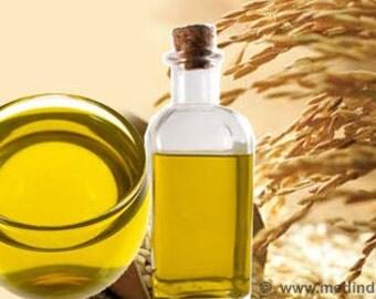 Rice Bran Oil 15 oz