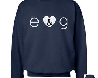 E & G Crewneck