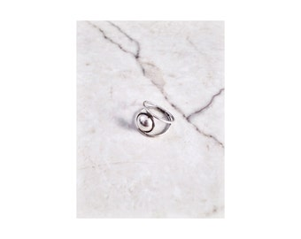 GEO DOME RING //