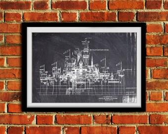 Disneyland Castle #0017