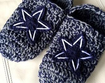 Dallas Cowboys Slippers