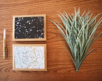 constellation notecard set | star map notecards | constellation stationery | constellation card | star stationery