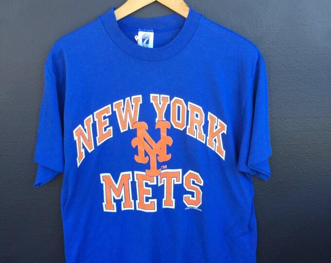 New York Mets MLB 1988 vintage Tshirt