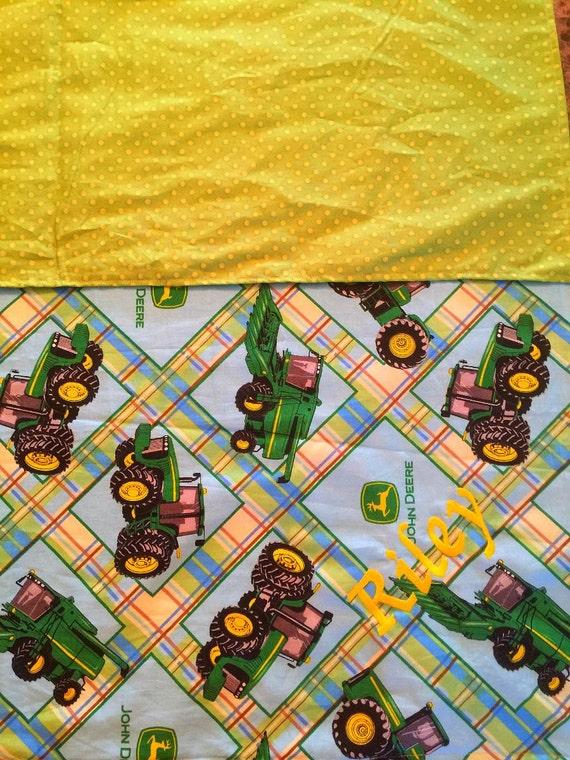 John Deere and Minion Blanket
