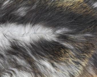 Grey Icelandic Sheepskin #857