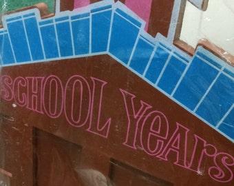 School Years Photo Frame