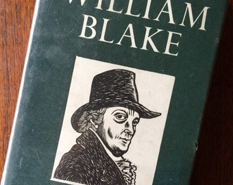 Vintage William Blake, book of poems
