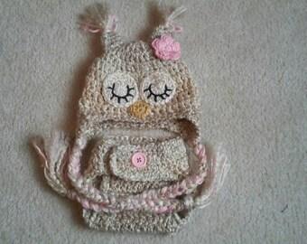 Sweet Baby Owl set