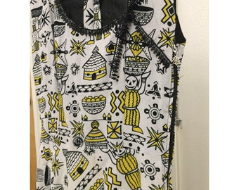 Sale ! Vintage dress < free shipping >