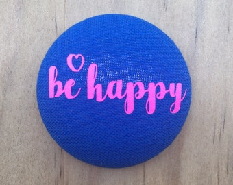 Be Happy <3 - Button Add on