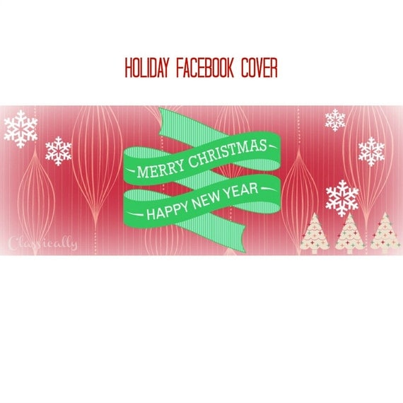 Christian Facebook Cover, Christmas Art, Merry Christmas Timeline Banner, Happy New Year