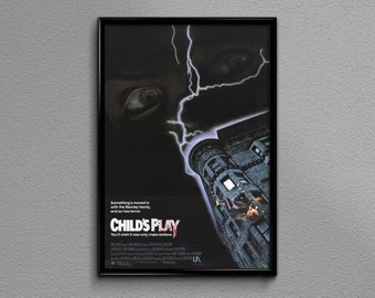 Child's Play Movie Poster | MOVAF1383