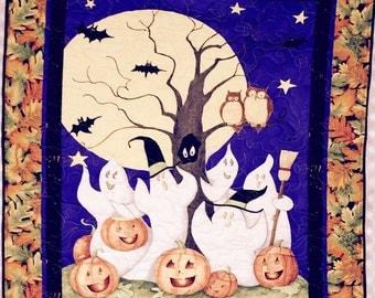 Halloween Quilt/Wall Hangingq