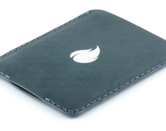 iPad Mini 1,2,3 Leather Sleeve, Everest Collection, Thick Natural Leather Case