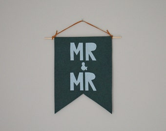 Mr and Mr Banner