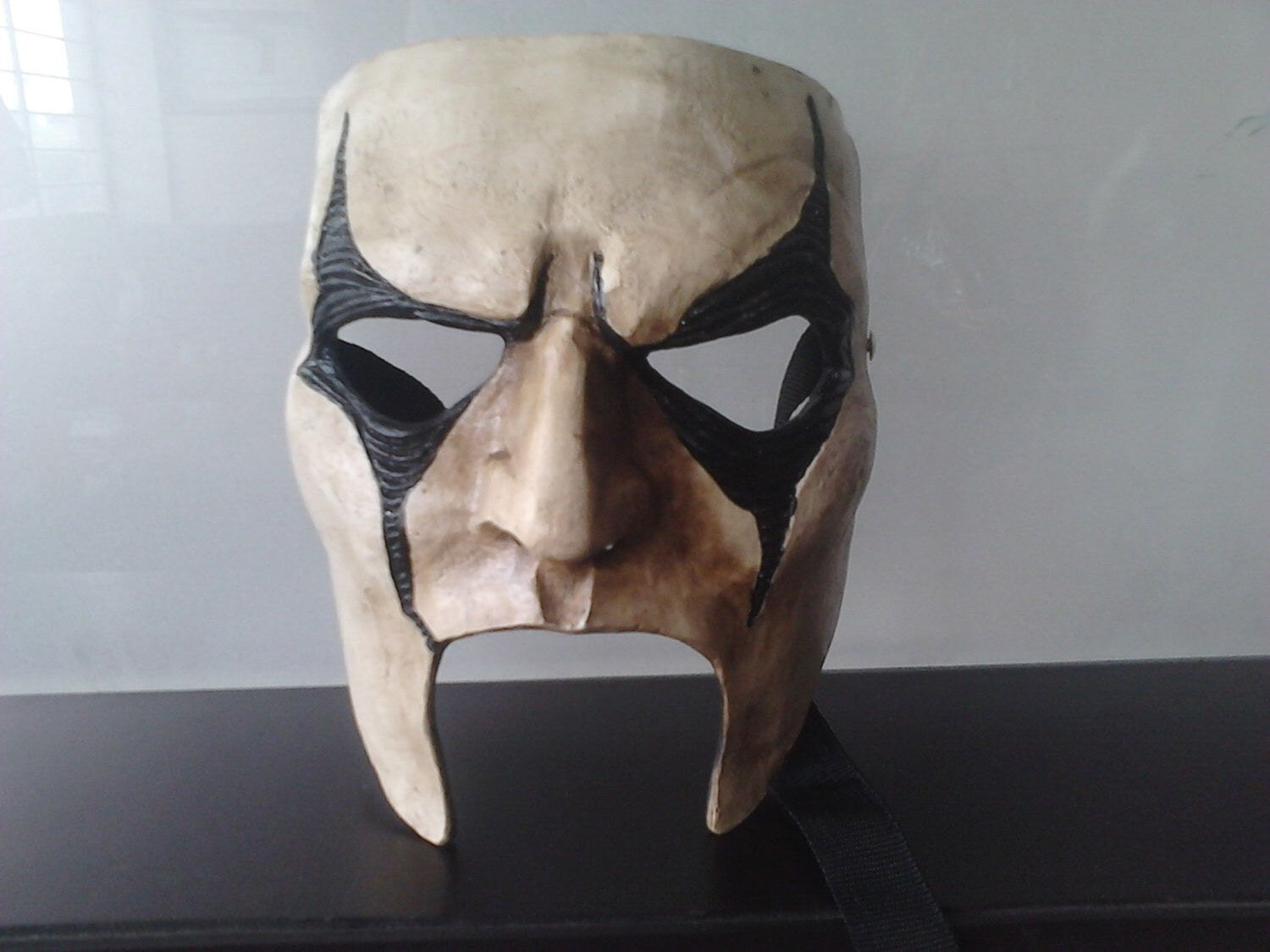 Jim Root Fibreglass deluxe slipknot adult mask