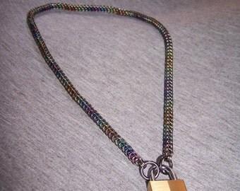 Rainbow Niobium Chain