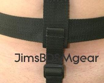 Strap OPTION for full body restraint harness