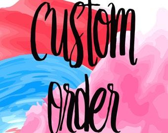 Custom - brikiera
