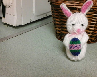 Adorable cute and friendly Easter Bunny