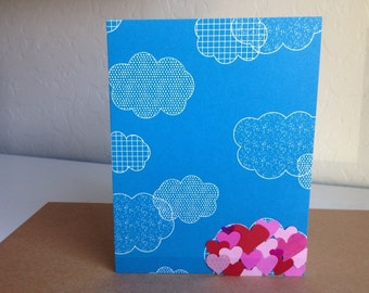Valentine Card - Love is in the Air