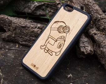 iPhone se case, Minions iPhone Case, iphone 6s plus case, iPhone Cover, iphone 6 case, minion iphone case, iphone 6s case
