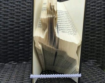 Reindeer Bookfolding Pattern