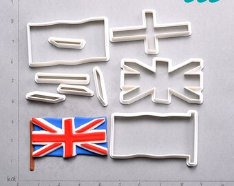 Union Jack Fondant Cutter     union jack necklace,union jack furniture,union jack patch,union jack earrings,