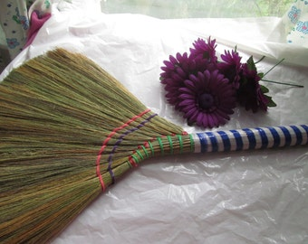 Undecorated Wedding Jump Broom  - Jump the Broom at Your Wedding                       #P/W