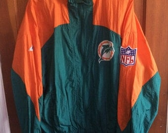 Vintage Miami Dolphins windbreaker by Apex