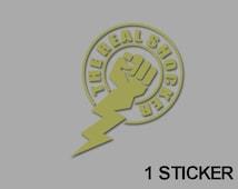 Stickers stickers real shocker ref: jdm54 B aufkleber cérès adesivi
