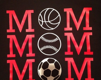 Sport Mom shirt