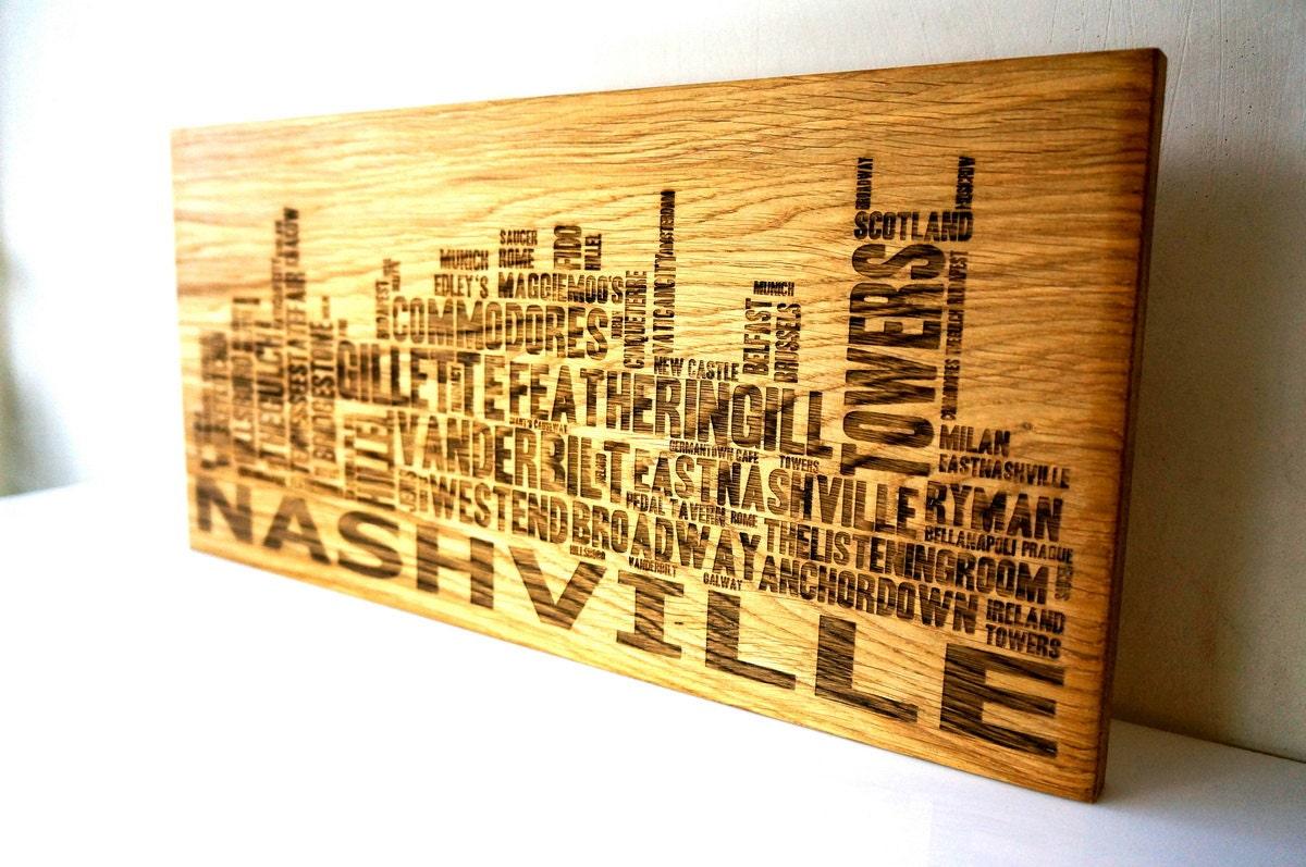 Nashville Wall Art - Elitflat