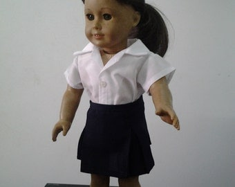 School Uniforms for American Girl
