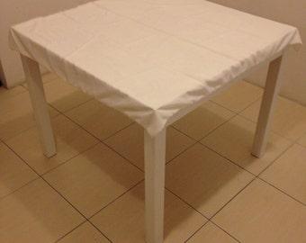 White Table Cloth (TC 01)