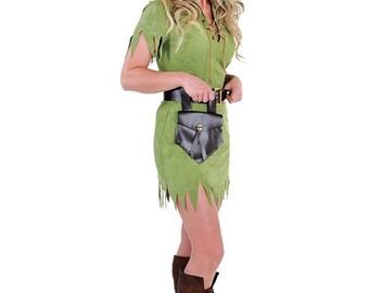 Summer Sale Ladies Peter Pan / Robin Hood  Costume  , sizes 6-22