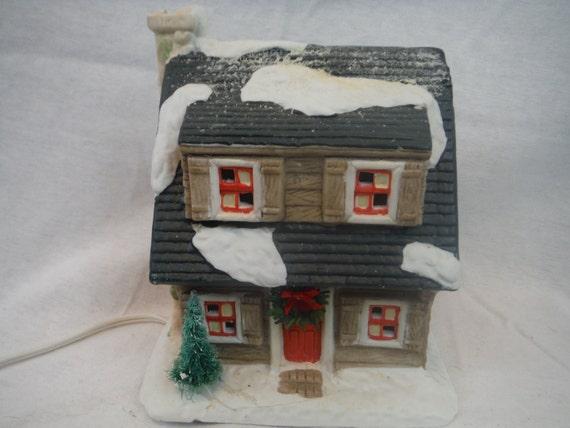 lights village house - photo #41