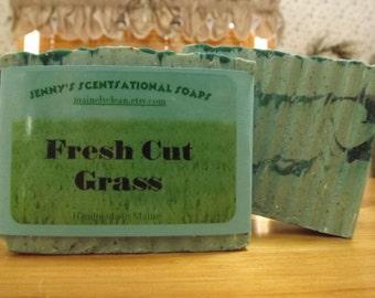 Fresh Cut Grass Body Bar
