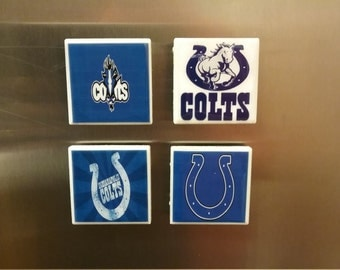 Indianapolis Colts kitchen magnets