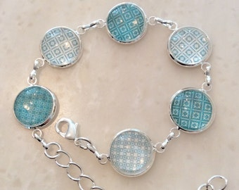 Delicate bracelet Turquoise