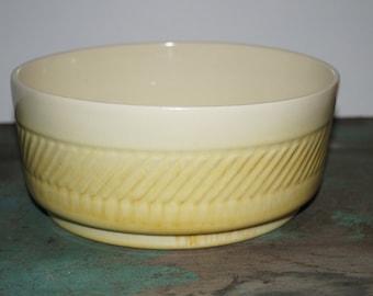 1979 Haeger FTD Yellow Bowl