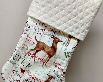 CHRISTMAS STOCKING - Stocking - Christmas Decor