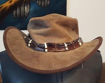 Barmah hat made in Austalia x-large 1033