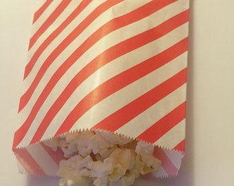 Popcorn 25 bags Red